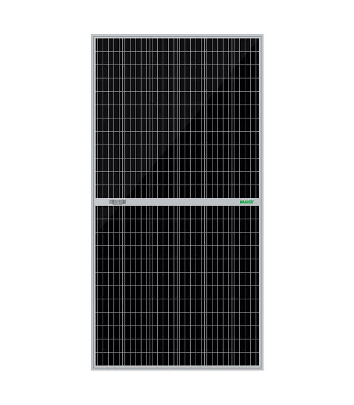 AHNAY SERIES 72 cells Mono PERC Bi-facial solar PV module