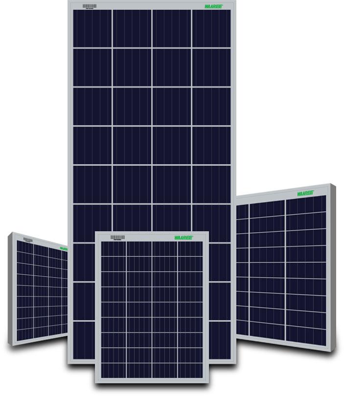 ARUN SERIES 36/72 Cells Monocrystalline/Polycrystalline Solar PV module